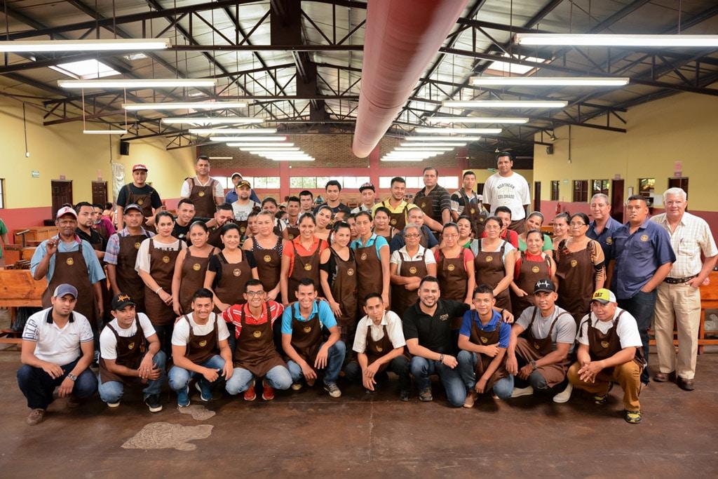 Joya de Nicaragua factory workers
