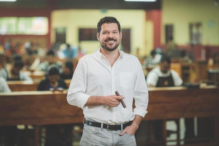 Juan Martínez JDN factory floor