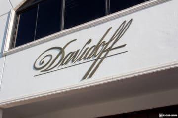 Cigars Davidoff factory