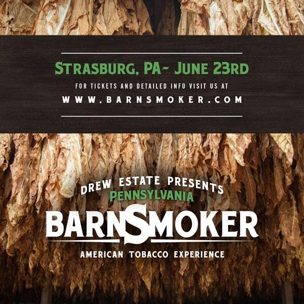 Drew Estate Pennsylvania Barn Smoker 2018