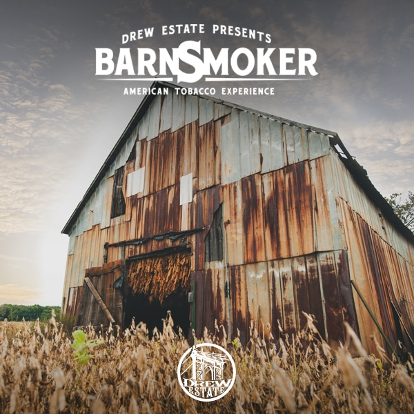 Drew Estate Barn Smoker 2018