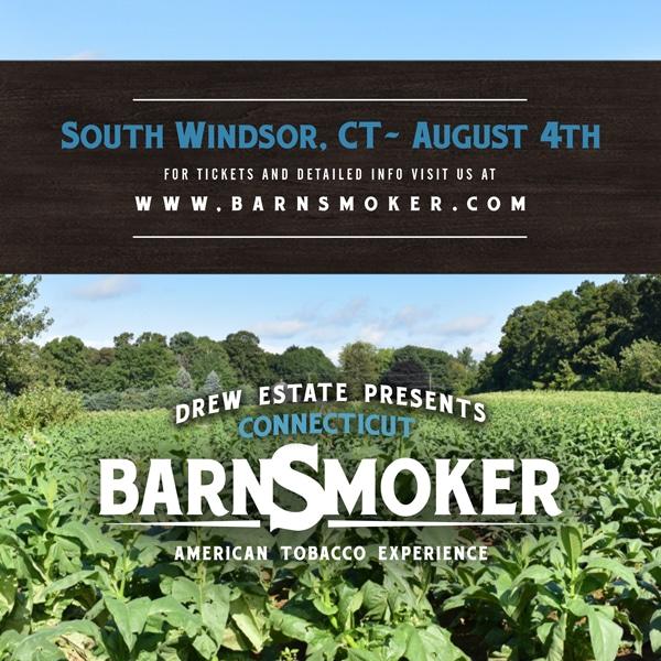 Drew Estate Connecticut Barn Smoker 2018