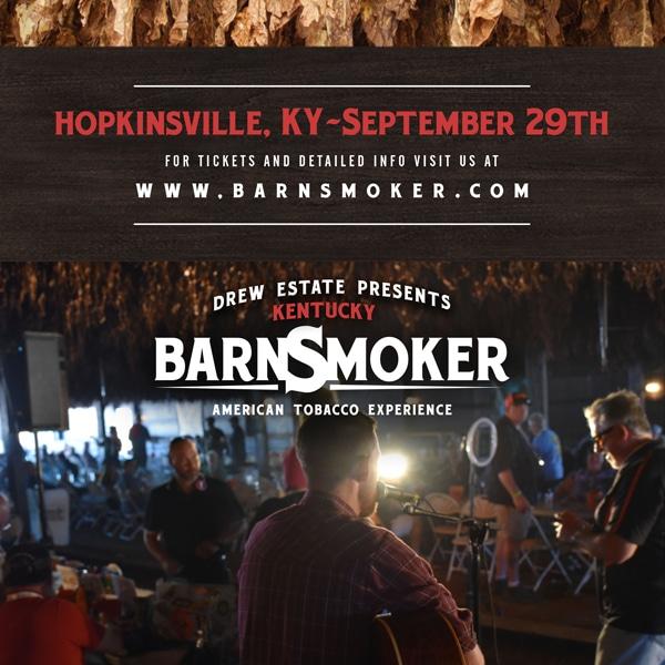 Drew Estate Kentucky Barn Smoker 2018