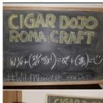 leethatcher Cigar Dojo contest entry