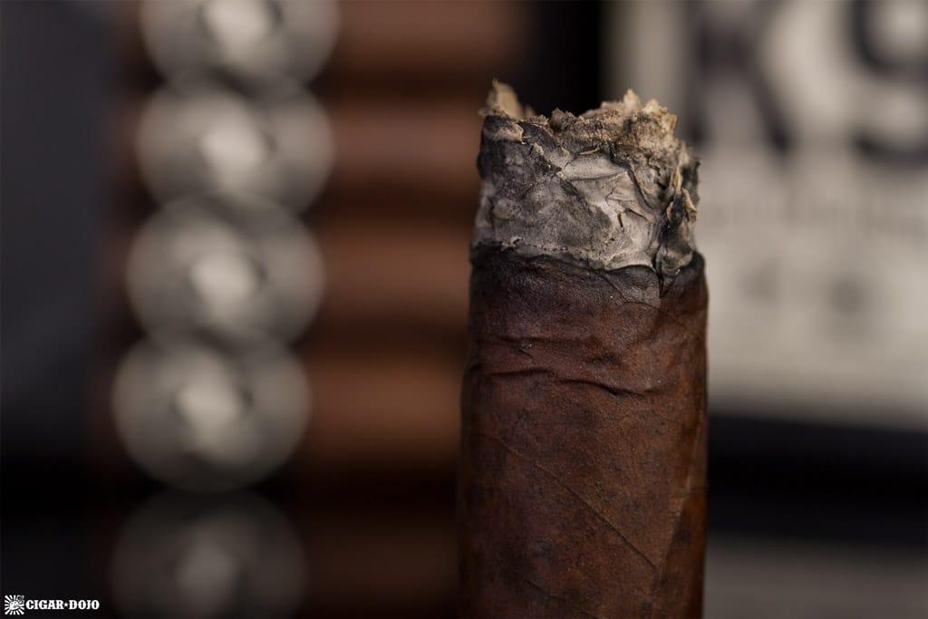 Protocol K9 cigar nubbed ash
