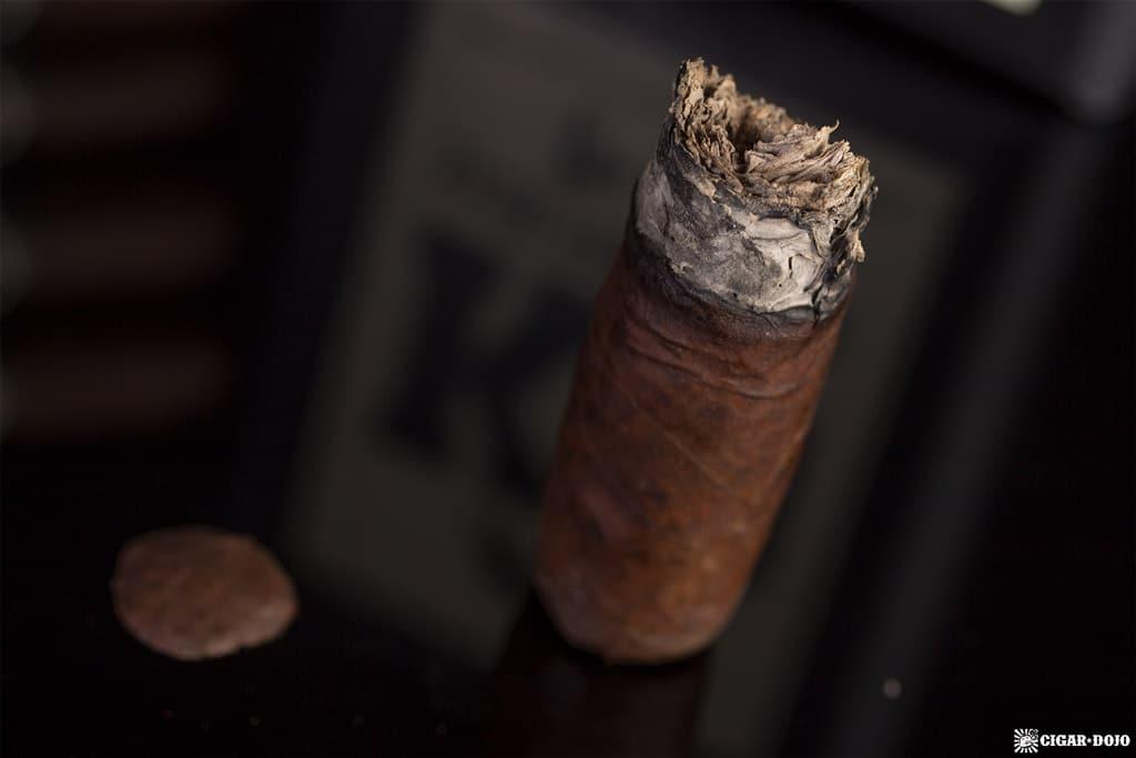 Protocol K9 cigar nubbed