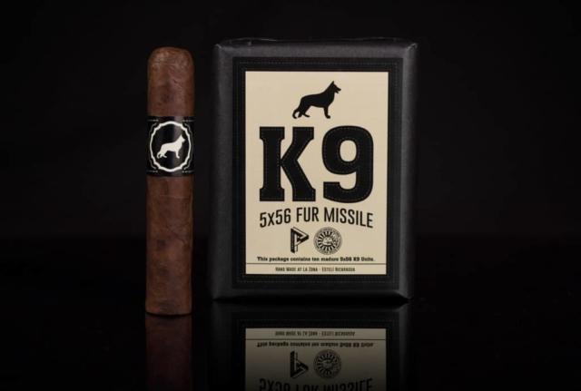 Protocol K9 by Cigar Dojo and Cubariqueño