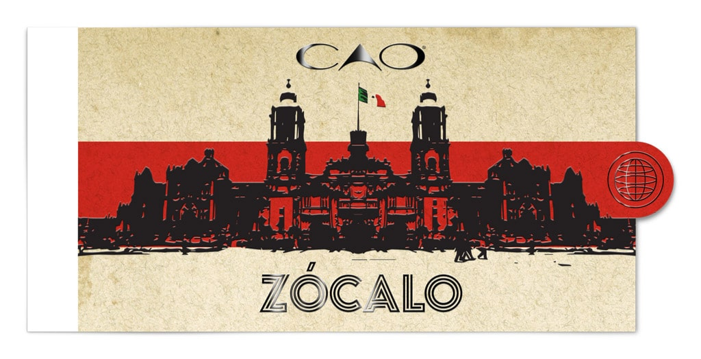 CAO Zócalo band artwork