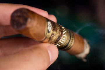 Debonaire Habano Belicoso cigar review
