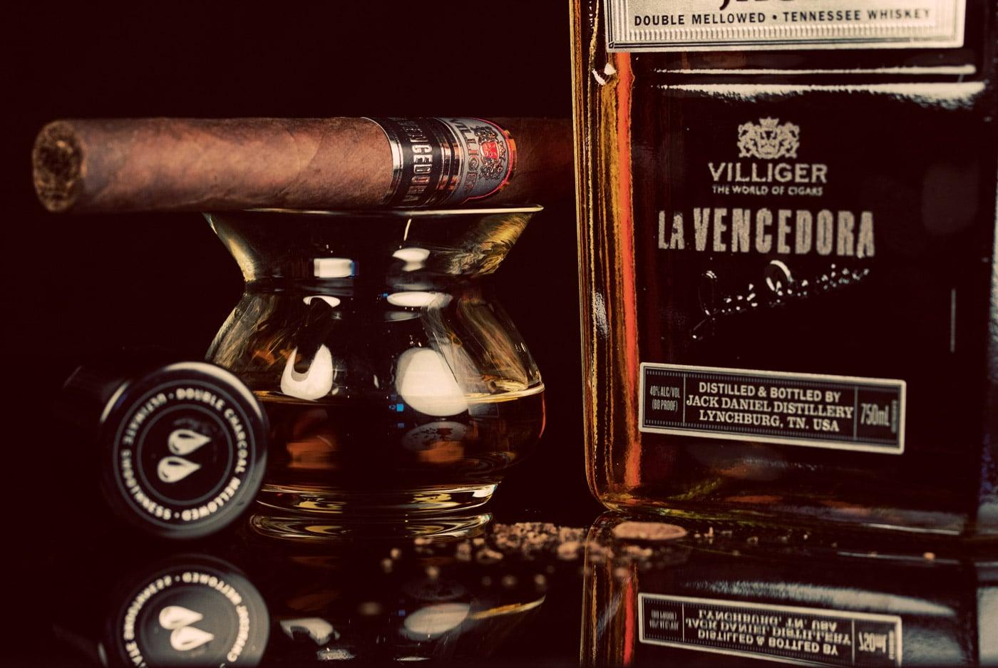 Villiger La Vencedora Toro cigar review