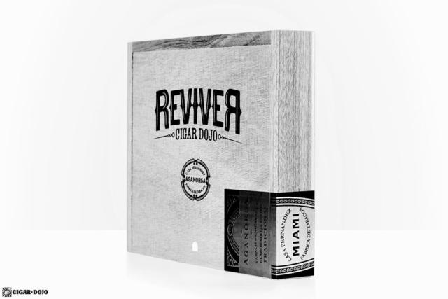 Cigar Dojo Aganorsa Leaf ReviveR box side