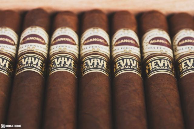 Aganorsa Leaf ReviveR cigars