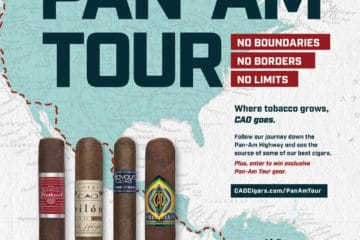 CAO Pan-Am Tour 2018