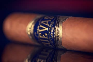 Casa Cuevas Connecticut Robusto cigar review