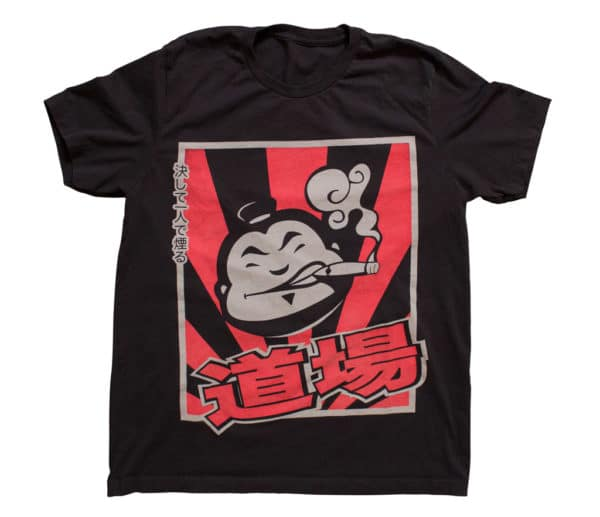 Cigar Dojo Retro Japanese Shirt