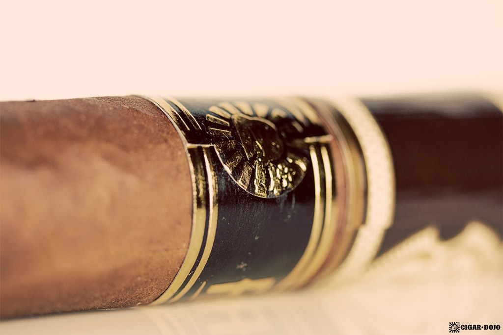 Cigar Dojo ReviveR band Sensei logo