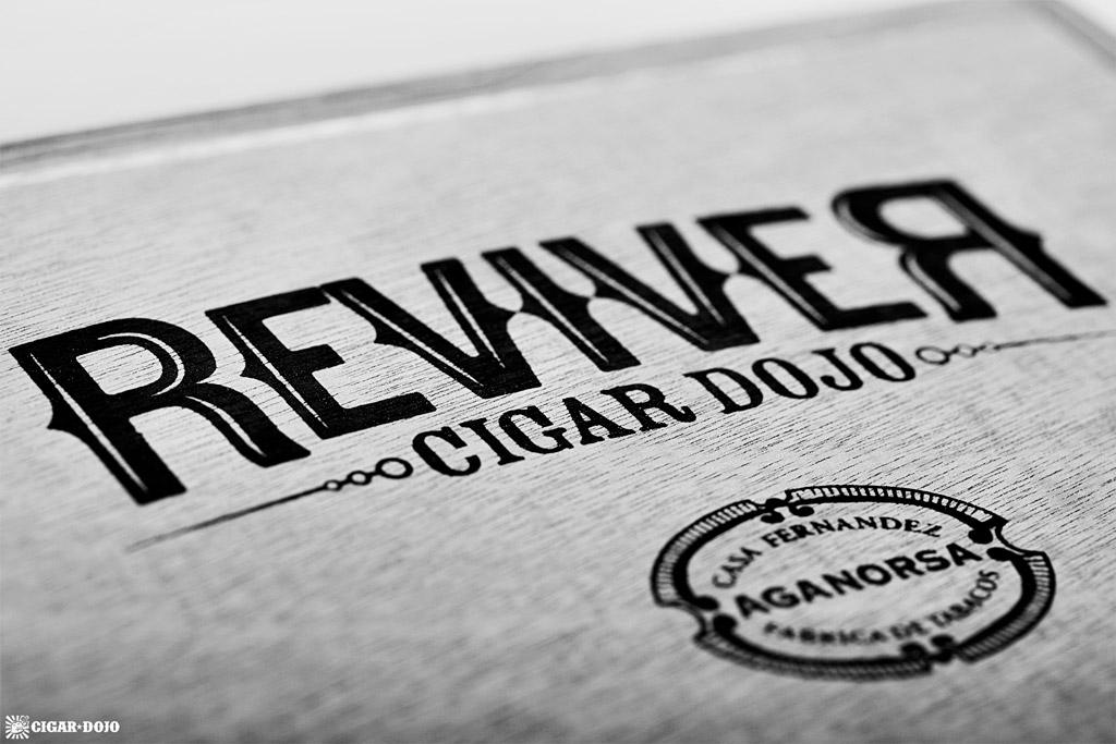 Cigar Dojo ReviveR box logo