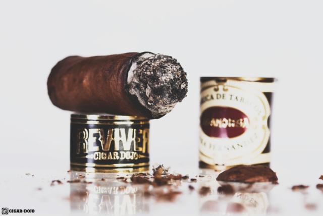 Aganorsa Leaf ReviveR cigar nubbed
