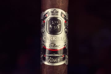 E.P. Carrillo Elencos Don Rubino cigar review