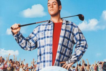 Happy Gilmore cover