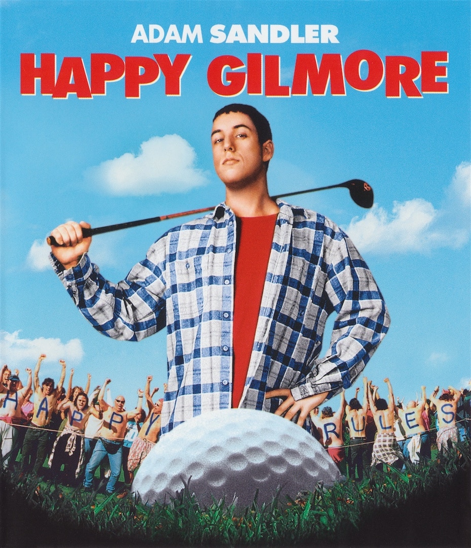 Happy Gilmore cover