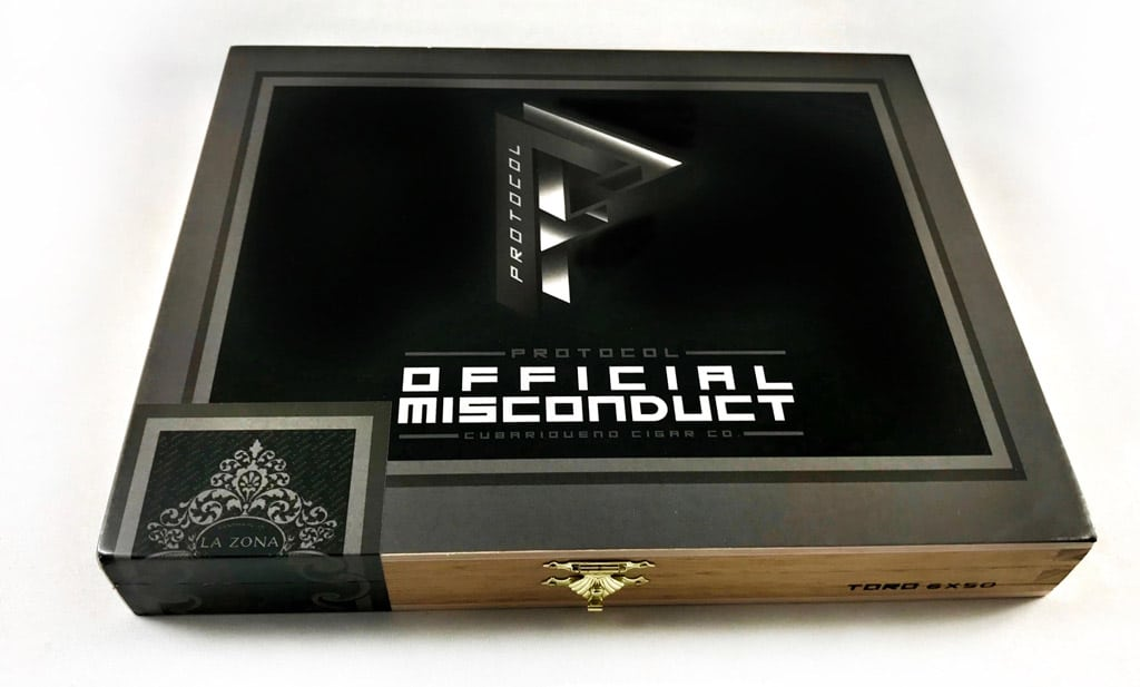 Protocol Official Misconduct closed box