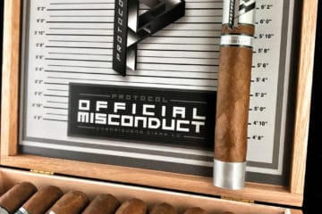Protocol Official Misconduct open box