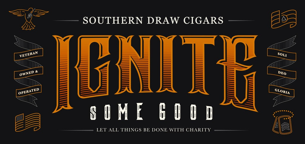 Southern Draw IGNITE Some Good logo