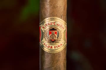 Arturo Fuente Casa Cuba Divine Inspiration cigar review