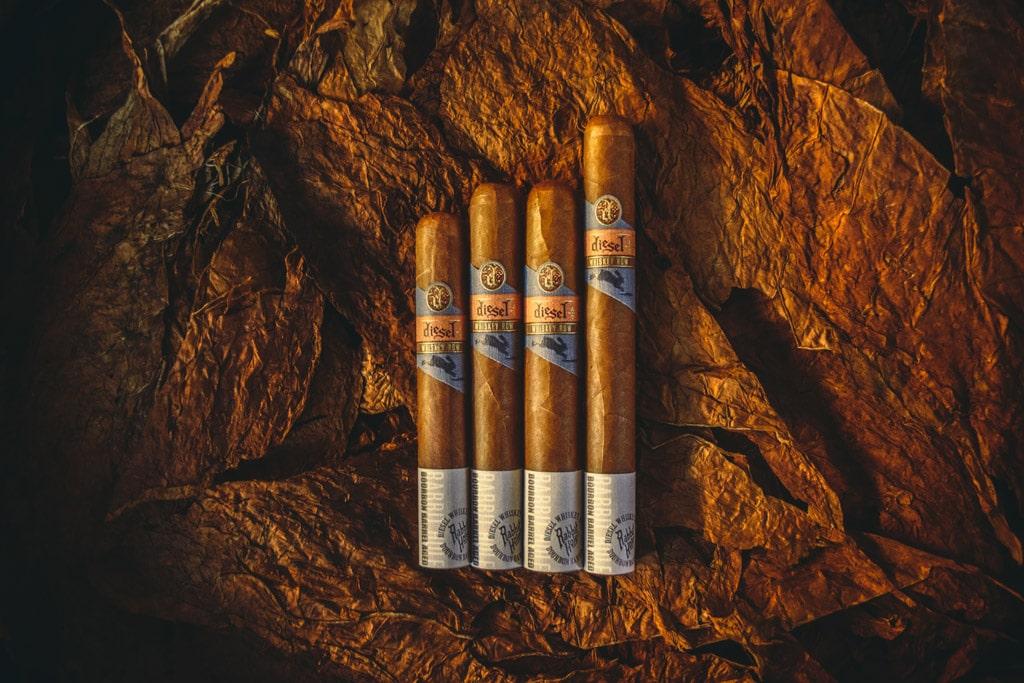 Diesel Whiskey Row cigars