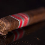 Macanudo Inspirado Red Robusto cigar cut cap