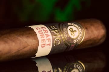 Montecristo Epic Craft Cured Robusto cigar review