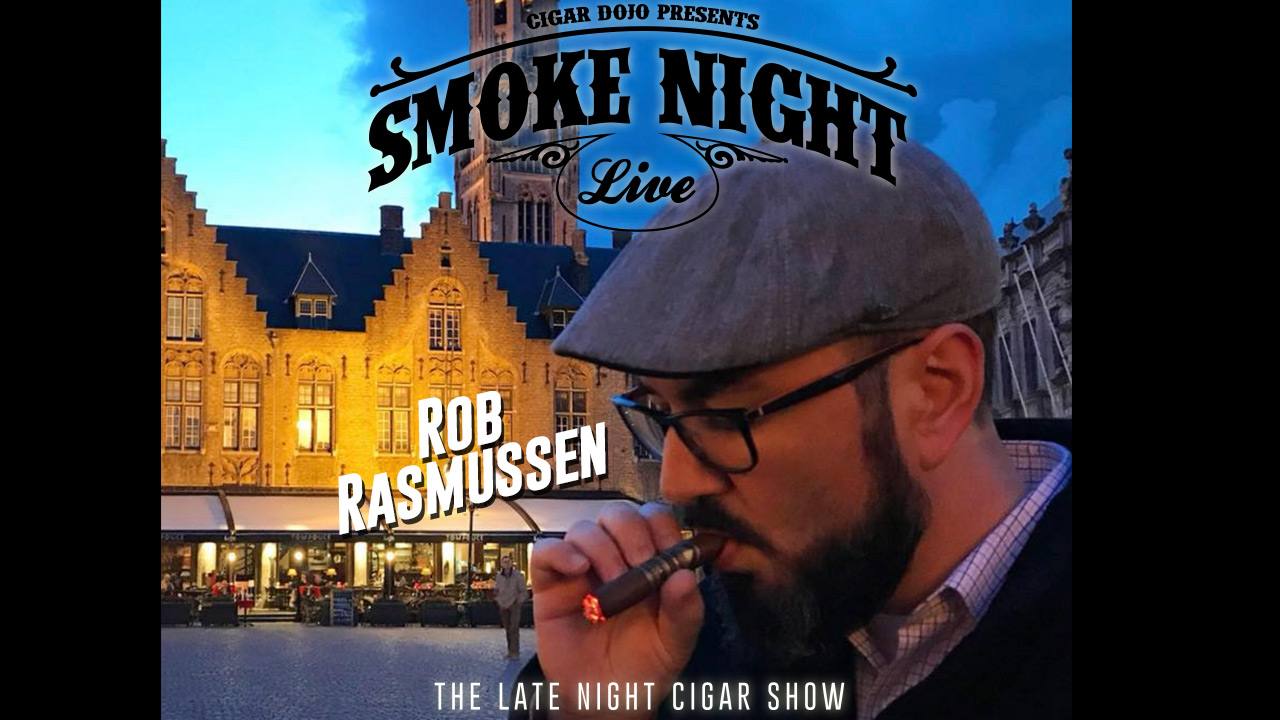 Rob Rasmussen from Mombacho cigars
