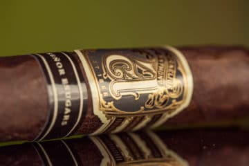 Cornelius & Anthony Señor Esugars Robusto cigar review