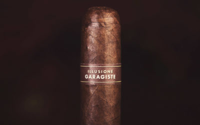 Illusione Garagiste Short Robusto cigar review