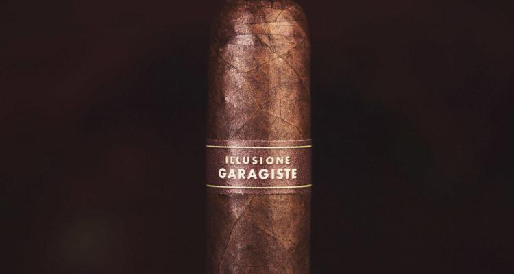 Illusione Garagiste Short Robusto cigar review