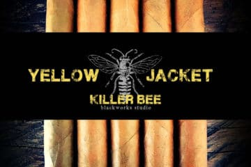 BLK WKS Yellow Jacket