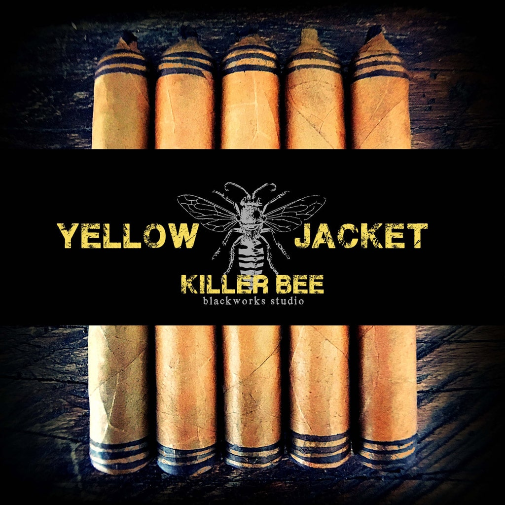 BLK WKS Yellow Jacket