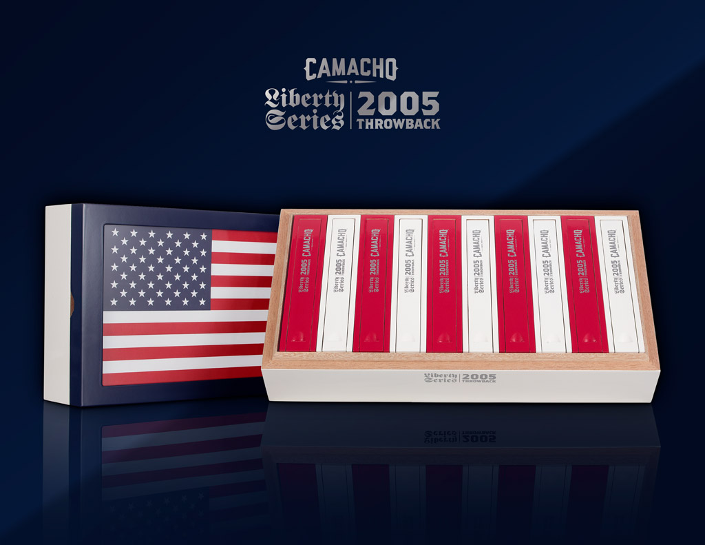 Camacho Liberty Series 2005 Throwback