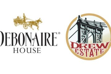 Debonaire House Drew Estate logos