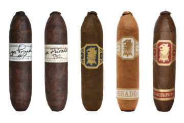 Drew Estate Flying Pig cigar lineup
