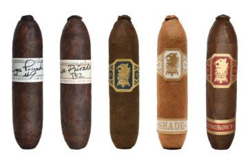 Drew Estate Flying Pig cigar lineup