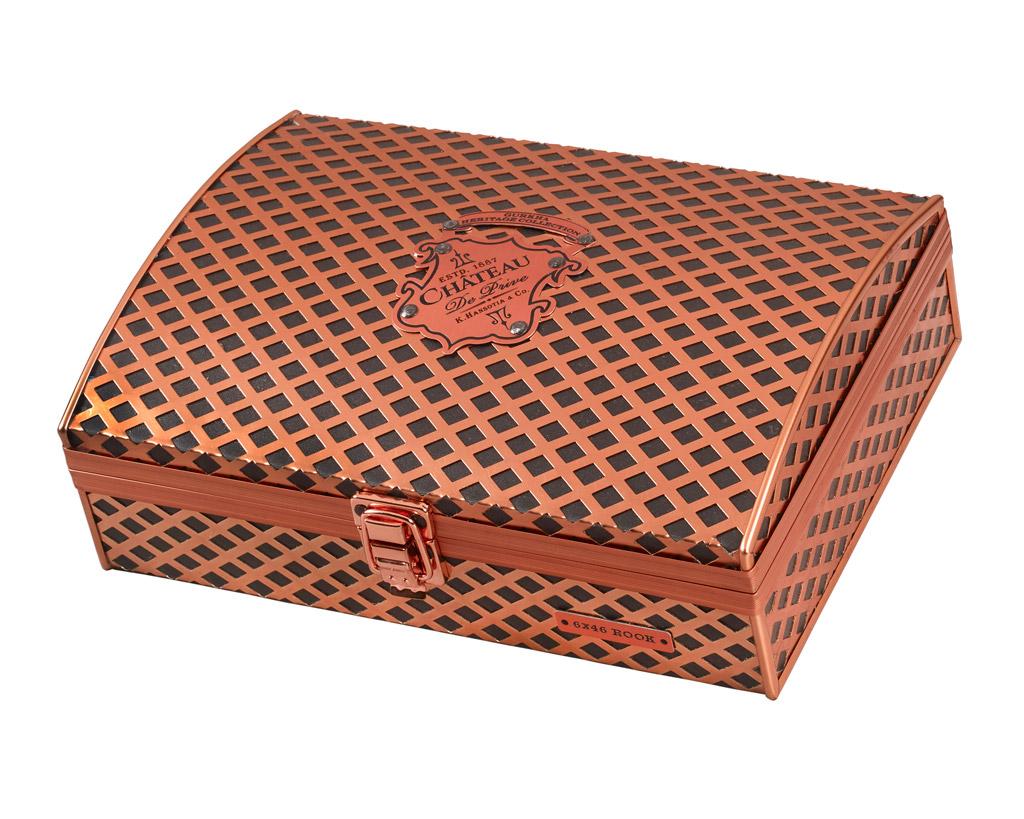 Gurkha Chateau de Prive box