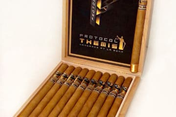 Protocol Themis Lancero box cigars