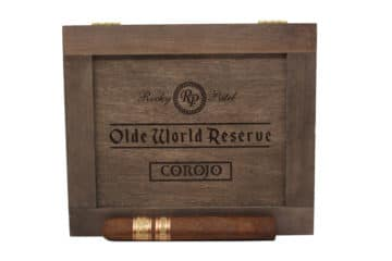Rocky Patel Olde World Reserve Corojo display 2018