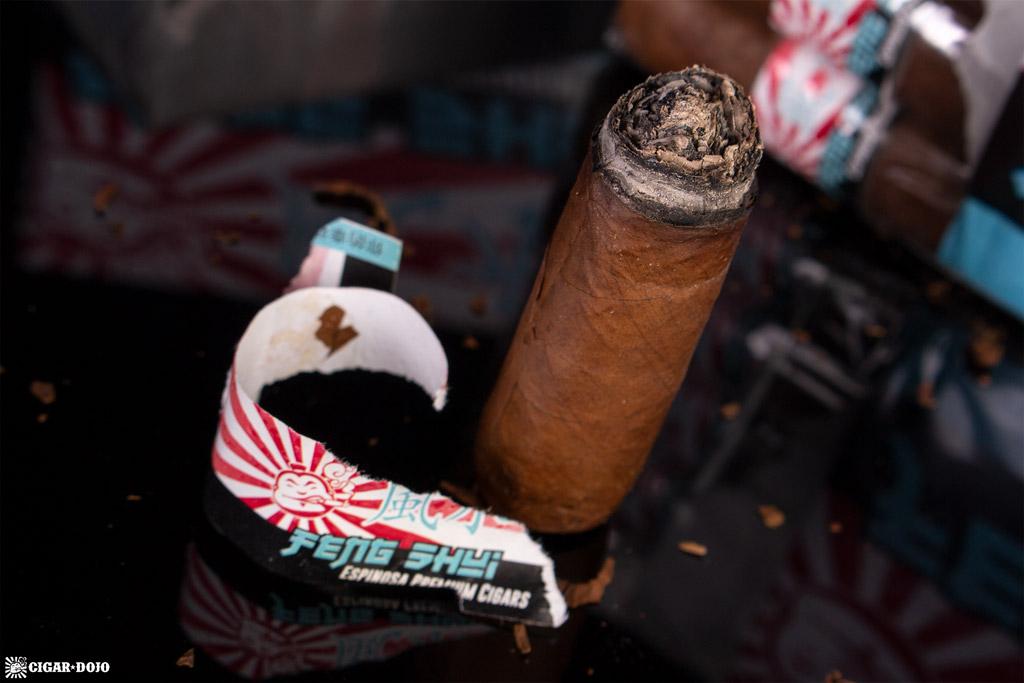 Cigar Dojo Feng Shui cigar nubbed