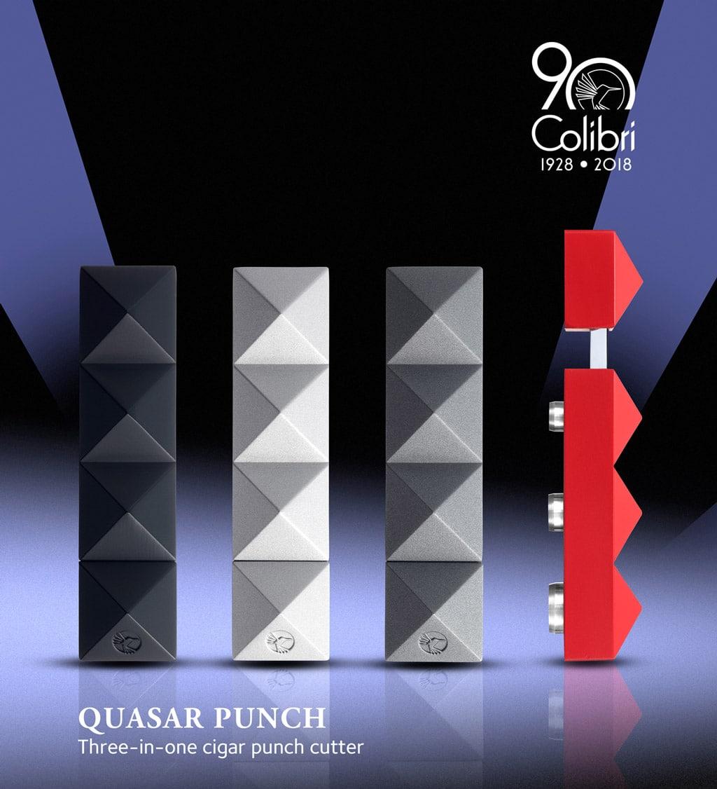 Colibri Quasar Punch