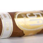 Davidoff Diademas Finas 50th cigar band