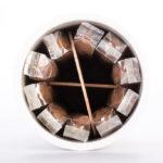 Davidoff 50th Diademas Finas cigars in jar