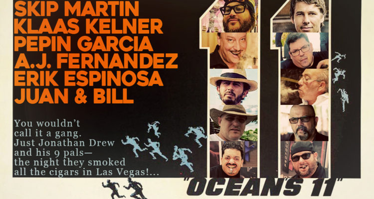 The Cigar Industry's Ocean's 11
